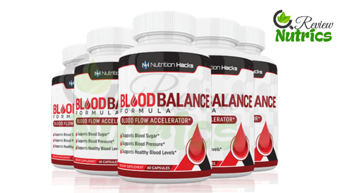 Blood Balance Advance Formula Solution to your health problems